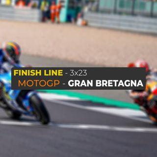 MotoGP - GP Gran Bretagna 2019
