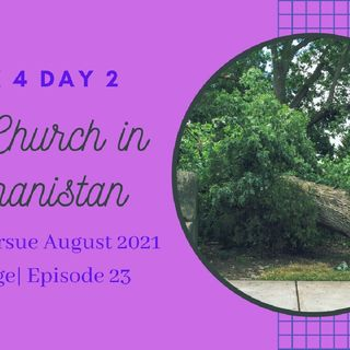 Episode 23| Reset to Pursue Week 4| A Week of Resilience