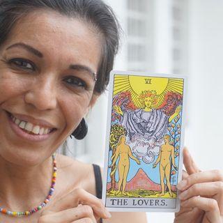 Ep011 Los Amantes (Conócete a ti mismo por medio del Tarot)