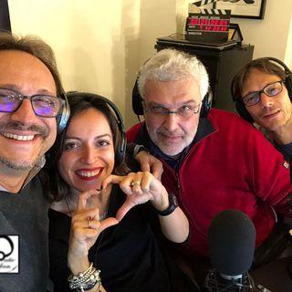 309 - Dopocena con... Perla Liberatori, Lucio Saccone e Andrea Lavagnino - 06.12.2018