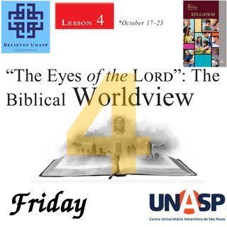 810 - Sabbath School - 23.Oct Fri