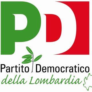 Podcast del Gruppo regionale PD Lombardo