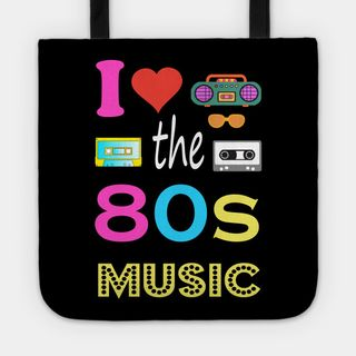 We Love 80s Music!!!