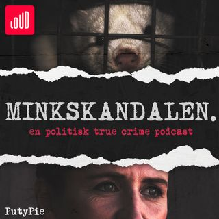 TRUE CRIME: Korruption og inkompetence på højt plan - MINKSKANDALEN #4