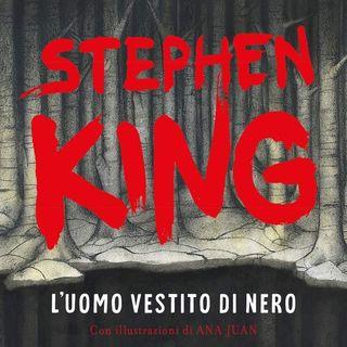 """Una nuova edizione di un classico di Stephen King: """"L'uomo vestito di nero"""""""