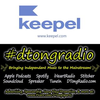 #MusicMonday on #dtongradio - Powered by Keepel.com