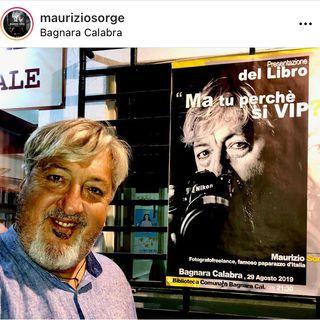 """Silos- """"La morale di un paparazzo"""" con Maurizio Sorge"""