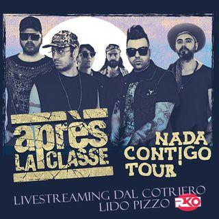 Nada con Tigo il nuovo singolo degli Apré la Classe - Gli appuntamenti di RKO