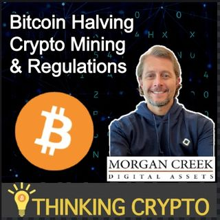Interview: Morgan Creek Digital CoFounder Jason Williams - Bitcoin Halving, Institutional Crypto Investors, Crypto Regulations & More