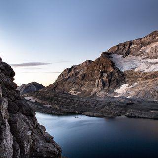 Los glaciares en España