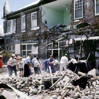 Newcastle Earthquake