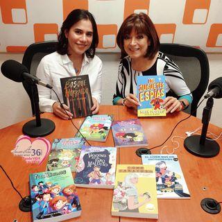 Novedades SM para el Verano con Mónica Romero. Editora de literatura infantil y juvenil.