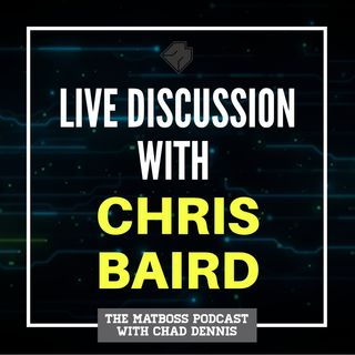 Chad Dennis and assistant Chris Baird talk high school weight class issues