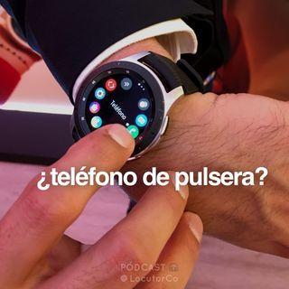 Reloj Samsung Galaxy Watch LTE: con eSIM