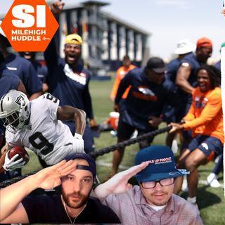 HU #706: Broncos Cancel Final Minicamp Practice | Takeaways