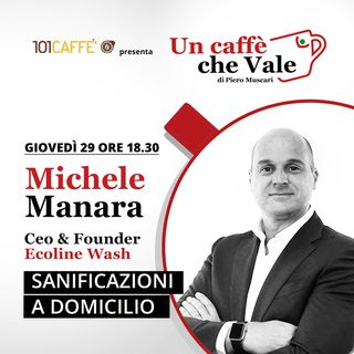 Michele Manara: Sanificazioni a domicilio
