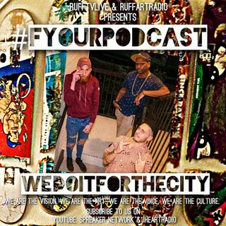 "#FyourPodcast Ep.6 - Dora Interview [""The Alternative"" Edition][Audio]"