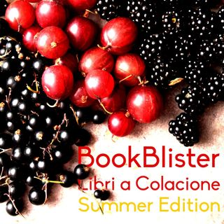 Libri a Colacione Summer Edition 8 luglio 2017