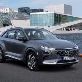 Den stor ØKO-SPECIAL med brintbilen Hyundai Nexo og Christian Frost