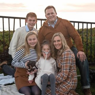 Dad to Dad 165 Chad Lunt of Menlo Park, CA Reflects On Raising A Daughter with Type 1 Spinal Muscular Atrophy