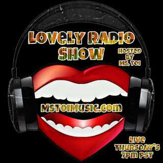 Lovely Radio Show- Black History Month