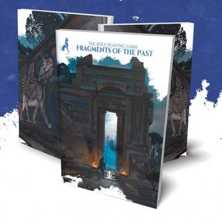 #009 - Fragments of the Past (Anteprima)