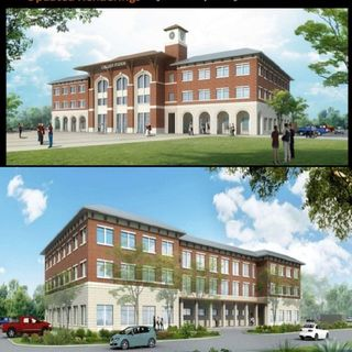 College Station city council decides to change the design of the new city hall