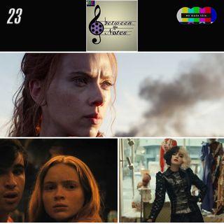 23. Catching Up on 2021: Black Widow / Fear Street / Cruella + More!