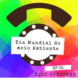 DISC Cursinho ep 05 - Dia Mundial do Meio Ambiente