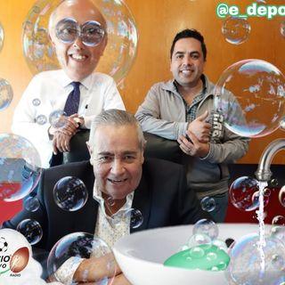 Hoy con invitado especial en Espacio Deportivo de la Tarde 09 de Septiembre 2020