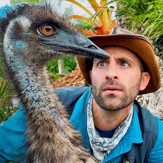 Coyote Peterson From Brave The World On Animal Planet