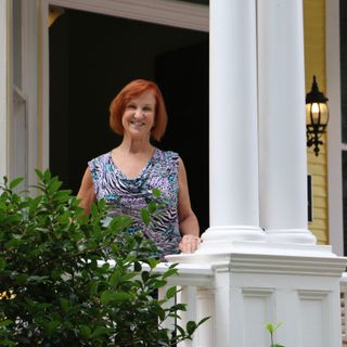 Azalea Inn and Villas in Savannah - Teresa Jacobson on Big Blend Radio
