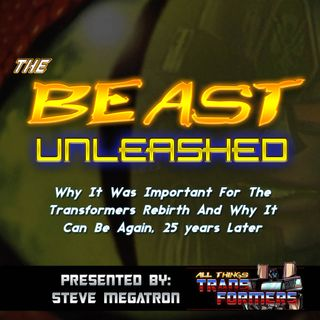 The Beast Unleashed @ IA-CON ONLINE