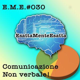P.30 La Comunicazione Non Verbale