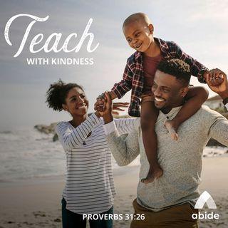 Words That Teach Kindness