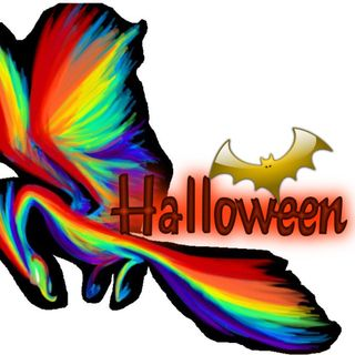 Rainbow Phoenix Podcast Two (Halloween Special )