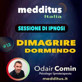 #12 Ipnosi per Dimagrire Dormendo | Odair Comin