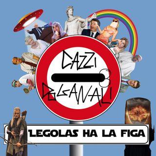 LEGOLAS HA LA FIGA