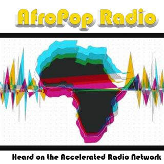 AfroPop Radio.. tribute to women's history month and International Women's Day