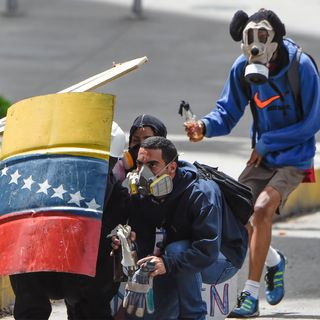 #21 Why China backs Maduro In Venezuela Crisis