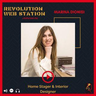 INTERVISTA MARINA DIONISI - HOME STAGER E INTERIOR DESIGNER