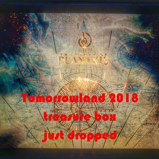 Tomorrowland 2018 treasure box just dropped | Episode 58
