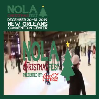 Countyfairgrounds presents the Nola Christmas Fest