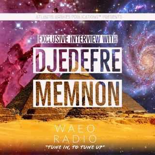 Episode 1 - Exclusive Interview with Djedefre Memnon