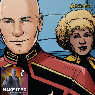6. The Road to Picard: Countdown Comic #3