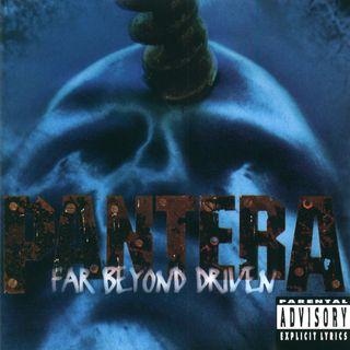 31 Tras el Far Beyond Driven de Pantera