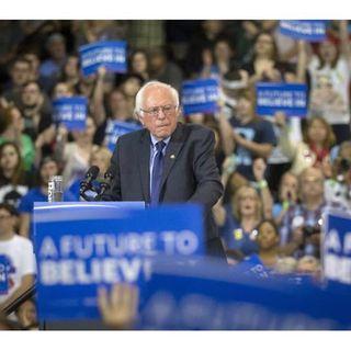 Bernie Sanders in  Huntington, West Virginia