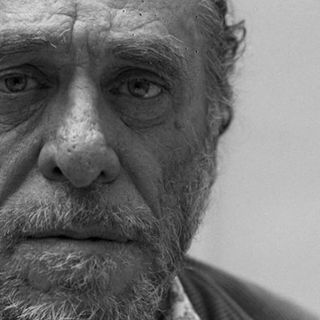 Café Bleu - Scrittori Sopra Le Righe - Charles Bukowski!
