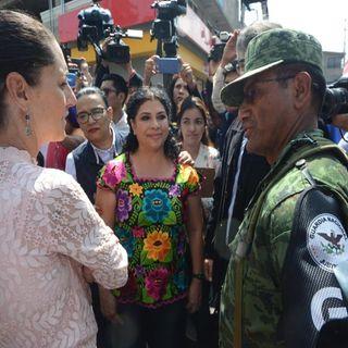 La Guardia Nacional llega a Iztapalapa