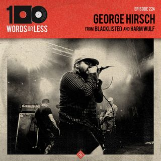 George Hirsch from Blacklisted/Harm Wülf